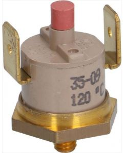 CONTACT THERMOSTAT CAMPINI Ty60R