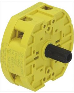 SELECTOR SWITCH 0-1 POSITION 16A 600V