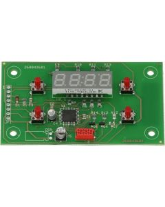 BUTTON PANEL BOARD WITH DISPLAY OLD TYPE