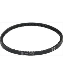 TOOTHED BELT 6x300 mm
