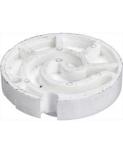 PLASTIC ECCENTRIC ESSEDUE ø 56 mm