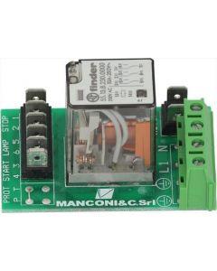 SINGLE-PHASE PC BOARD 230V 50Hz